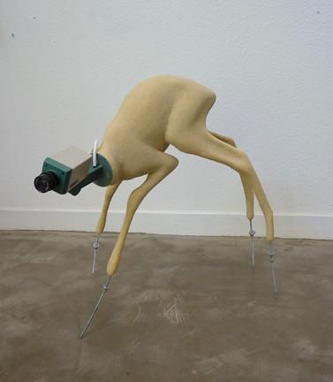 "Misako Inaoka ""Surveillance Deer"""
