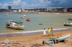 Praia do Centro - Marataízes - ES - Brasil