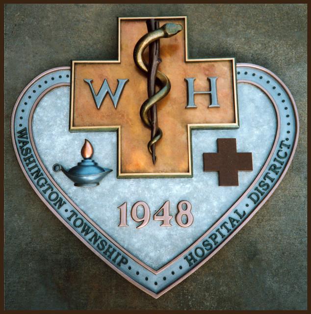 Identity Emblem for Washington Hospital