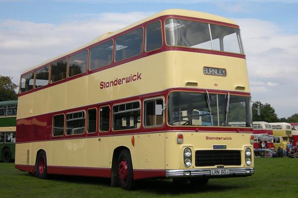 W C  Standerwick ECW Bristol VRL LRN 60J fleet number 60 T… | Flickr