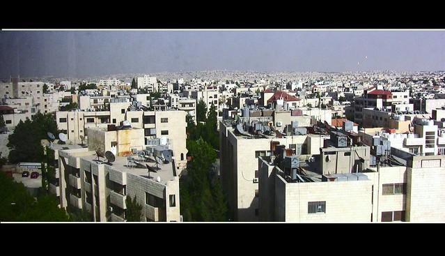 JORDANIEN - Amman , die Hauptstadt