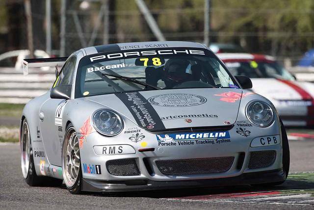 2008 Porsche Carrera Cup Italia