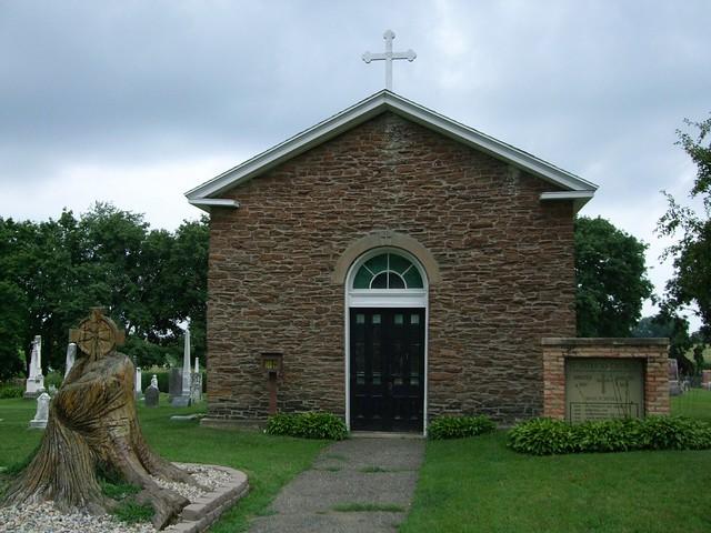 St. Patrick Catholic Church, Kickapoo, IL