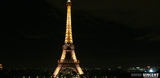 Paris Tour-Eiffel de nuit | by David VINCENT