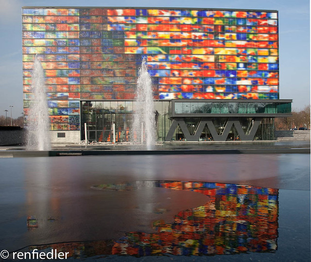 Dutch Institute of Sound and Vision, Hilversum, The Netherlands