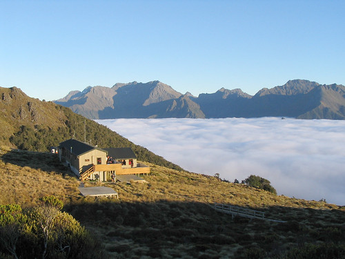 Luxmore Hut - Kepler Track | by Department of Conservation