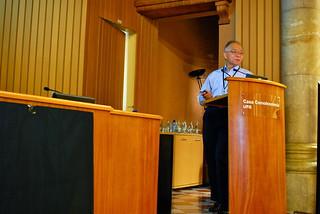 invited talk by professor Han