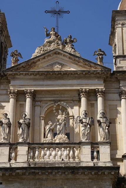 Acireale, Piazza San Domenico, Chiesa San Domenico (St. Dominicus Church)