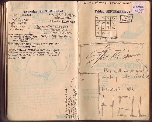 1954: September 23-24 | by Andrew Huff