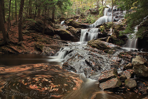 autumn wiltonnh garwinfalls oldreservoirfalls