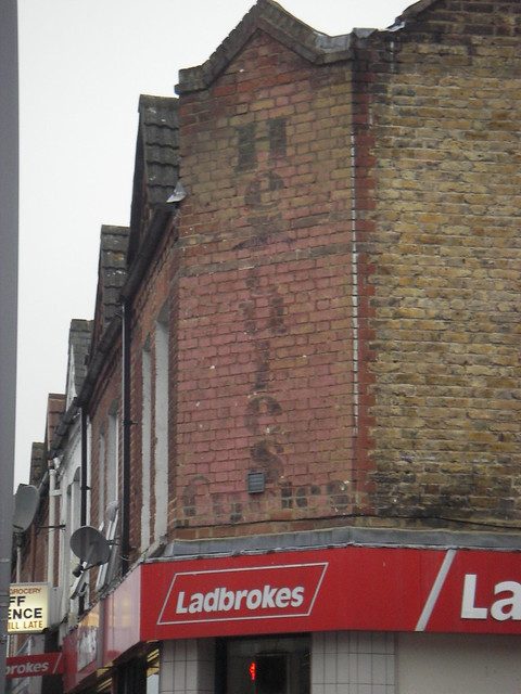 Hercules Cycles  ghost sign