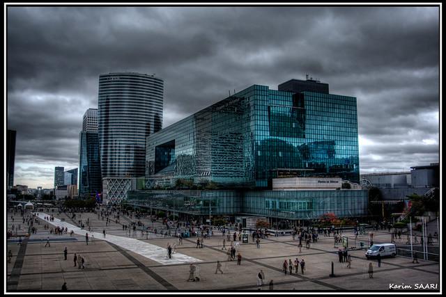 ★ Paris la défense ~ Karim SAARI ©