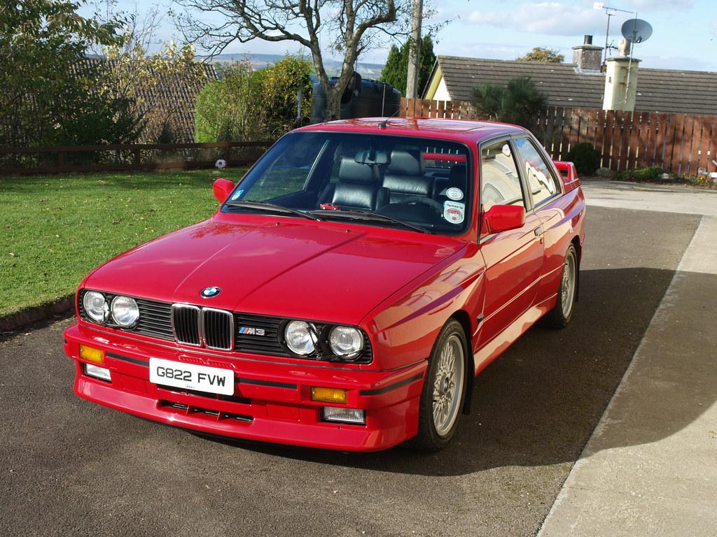 E30 M3 Cinnabar Red E30 M3 Cinnabar Red Bmw Car Club Gb Ireland Flickr
