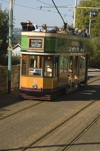 Seaton Tramway | by markhows