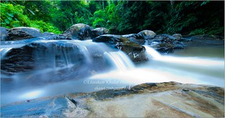 Waterfall at Parikundo,Sylhet | by Ehtesham Khaled [www.ehteshamkhaled.com]