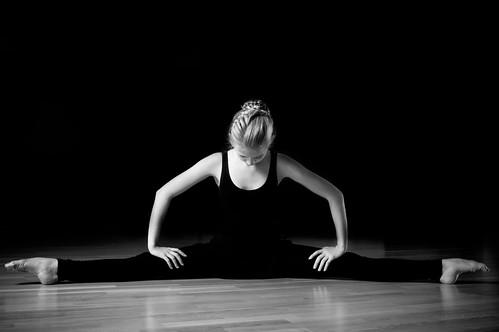 Ballerina   by Mait Jüriado