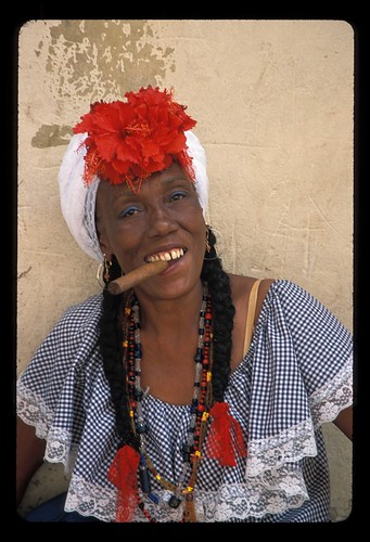 CigarLady 1 | by Michael Vincent Miller
