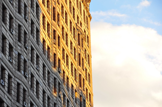 Flat Iron Building nyc NYC New York City New York Building Buildings Architecture Architectural Architect