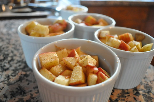 Mini Apple Pie Crumbles | by twoyoungladies