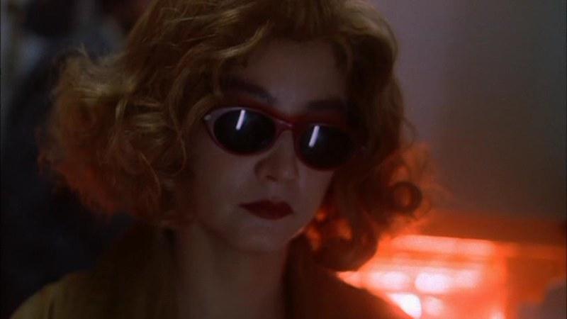 ウォン・カーウァイ監督「恋する惑星」でサングラスをかけ続けたブリジットリン