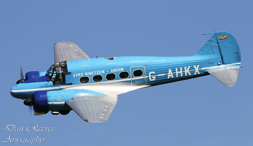 Avro Anson | by danreeves14