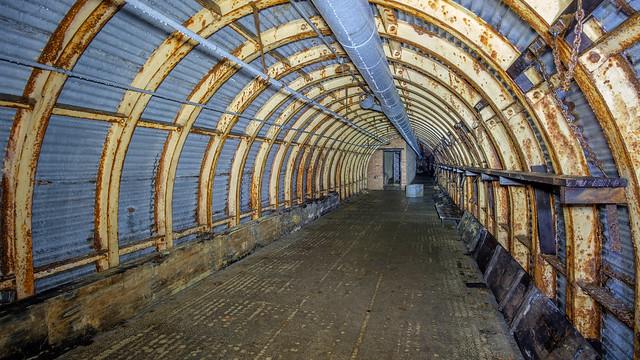 Royal Marine's Deep Refuge - Chatham
