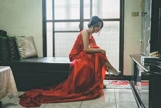 台中婚攝/女兒紅婚宴會館婚禮紀錄 -溥閔&中綺[Dear studio 德藝影像攝影]   by dear-wedding