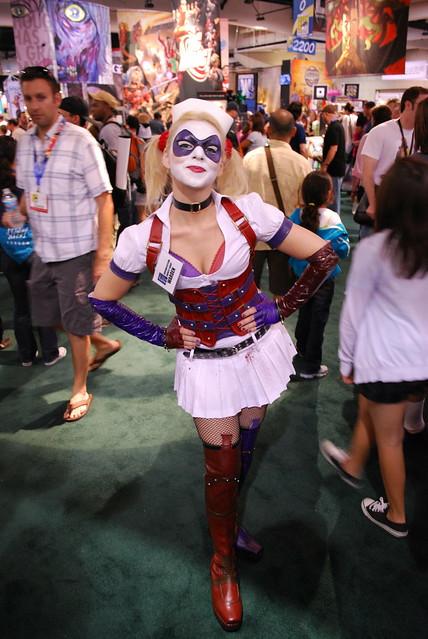 Girl: Harley Quinn