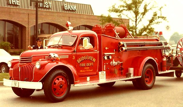 Terry's Fire Trucks Archives