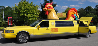 Chicken Limo | by RoadsideArchitecture.com