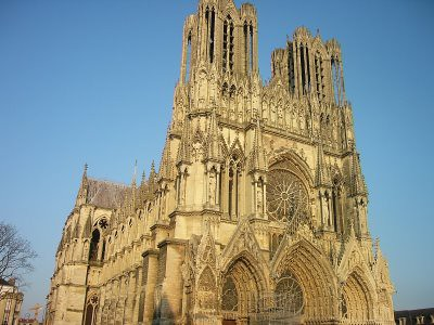 Reims Cathedrale