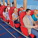 Dublin Swift seating