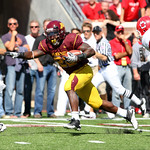 NCAA FOOTBALL: SEP 11 South Dakota at Minnesota