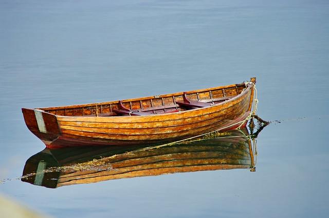 Ecosse, Scotland, Gairloch 36 an old boat