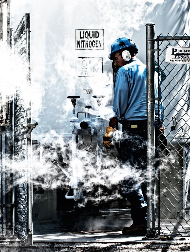 Law abiding worker