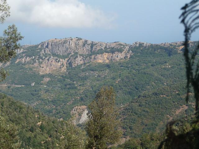 Il Monte Mammicomito do Cannavu