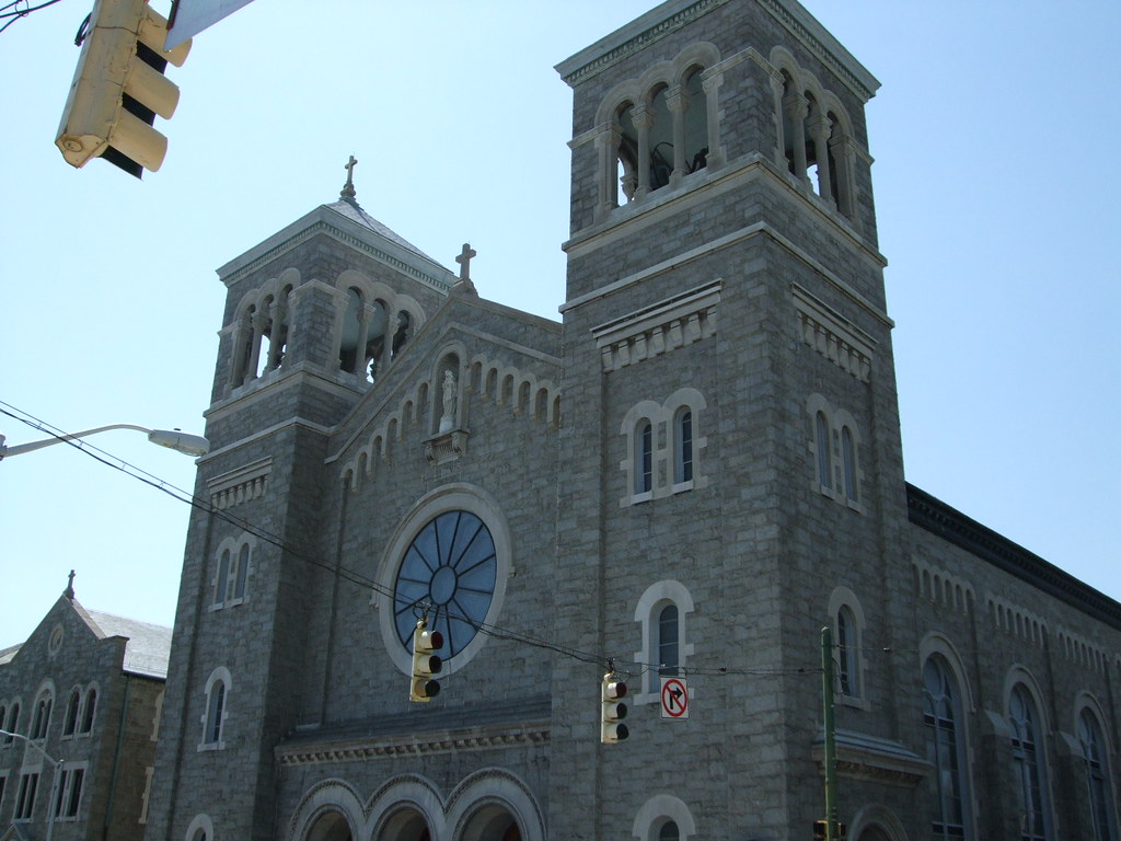 Holy Rosary Catholic Church, Archdiocesan Shrine of Divine Mercy, Baltimore, MD