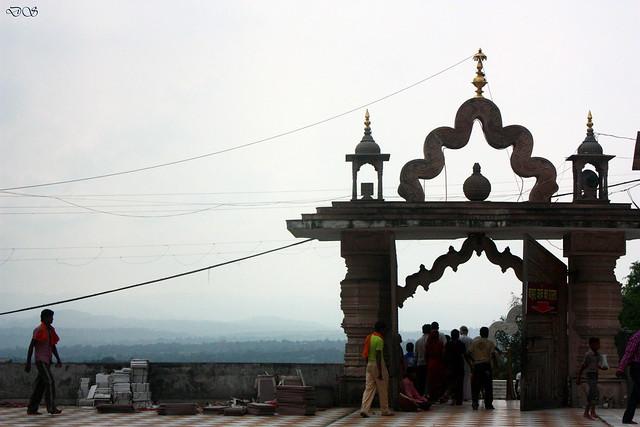 Gate @ Jwala ji Temple