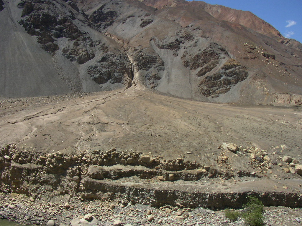 All Sizes Abanico Aluvial Sobre Terraza Fluvial Cañón