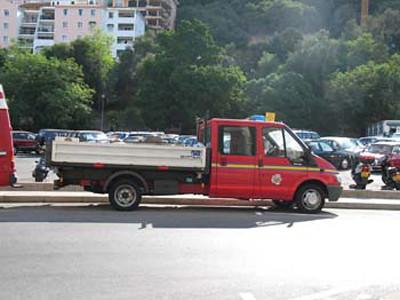e9de86f9ab ... Ford Transit Tipper Truck