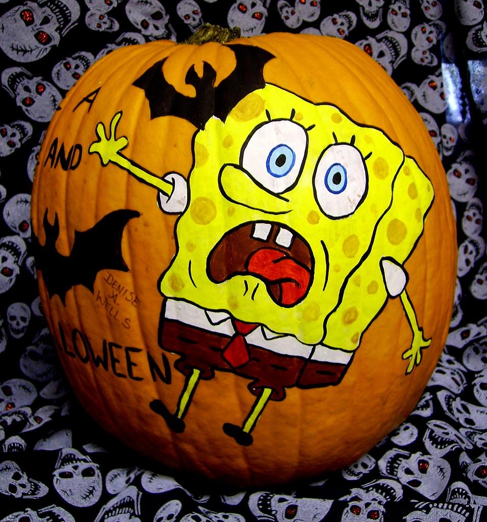 Creative Pumpkin Painting Ideas Alternative To Carving