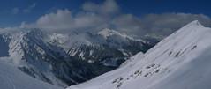 Hezký pohled na Tribener Tauern