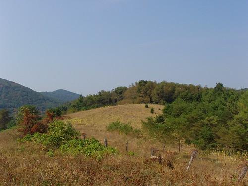 blue virginia meadow ridge parkway shenandoahvalley stmaryswilderness netbros internetbrothers bigspyoverlook