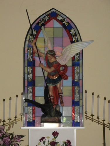 Church of St. Michael   by Loci Lenar