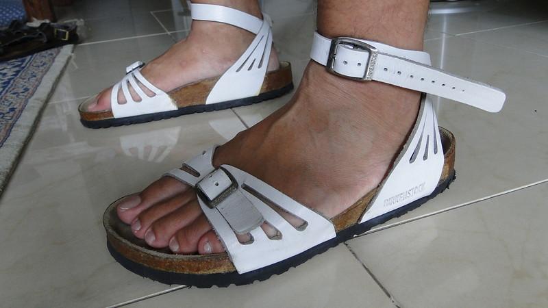 zapatos exclusivos Moda mejor en línea Birkenstock Palma   Those are 5 years old after I aquired th ...