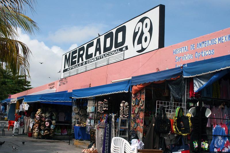 cancun market