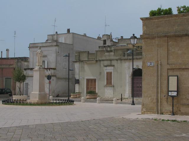Solitudine (1): Salento, Puglia, Italia, aprile 2010.