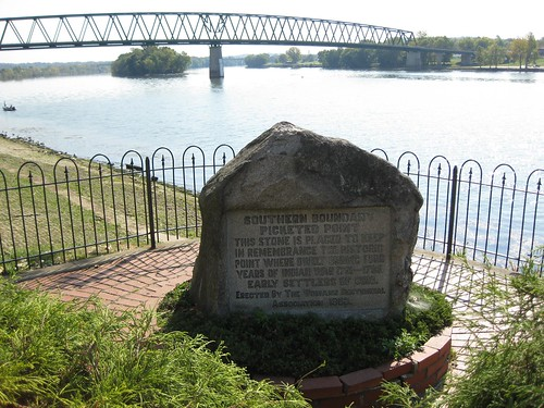 Picketed Point on Ohio River | by puroticorico