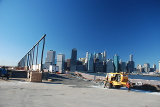 Pier 5 and Skyscrapers