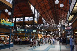 Nagycsarnok (Great Market Hall)   by daniel.edwins